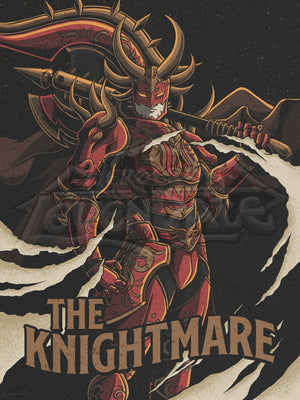 The Knightmare 'Legends Collection' Poster