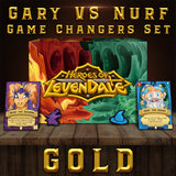 Gary VS Nurf Game Changers Set - Pre-Order Exclusive