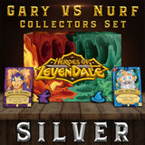 Gary VS Nurf Collectors Set - Pre-Order Exclusive