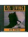 We the Living (CD Audio Book)