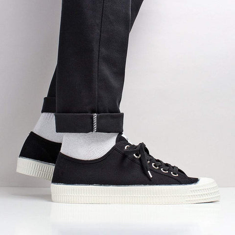 Novesta Star Master Black Low