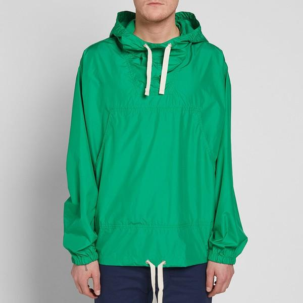 BEAMS Plus USN Popover Anorak