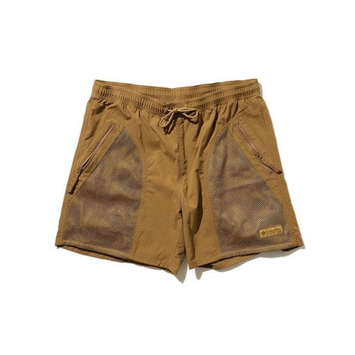BEAMS x COLUMBIA Riptide Short Brown