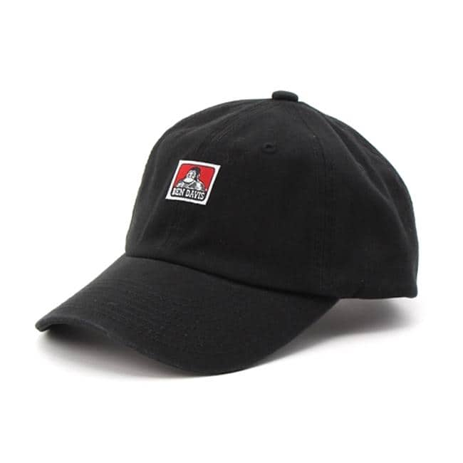 Ben Davis The Original Low Cap in Black