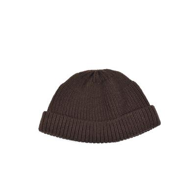 Boysnextdoor Beanie Hat in Dark Brown