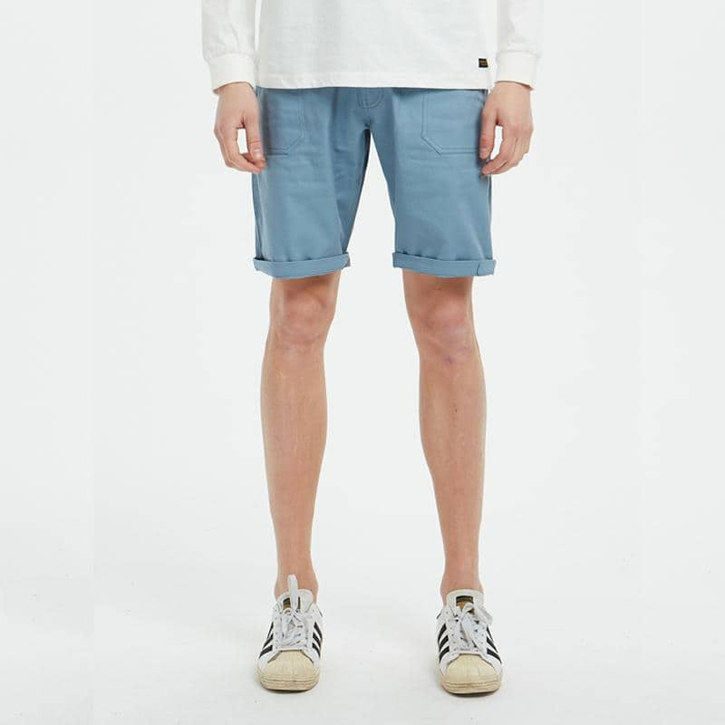 Boysnextdoor Chino Shorts Blue