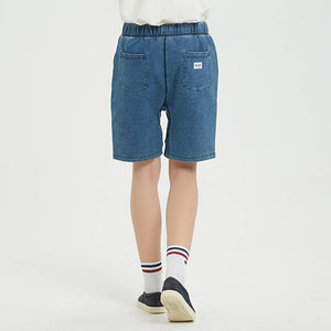 Boysnextdoor Denim Sweat Shorts