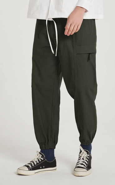 Boysnextdoor Functional Jogger Pants Green