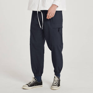 Boysnextdoor Functional Jogger Pants Navy