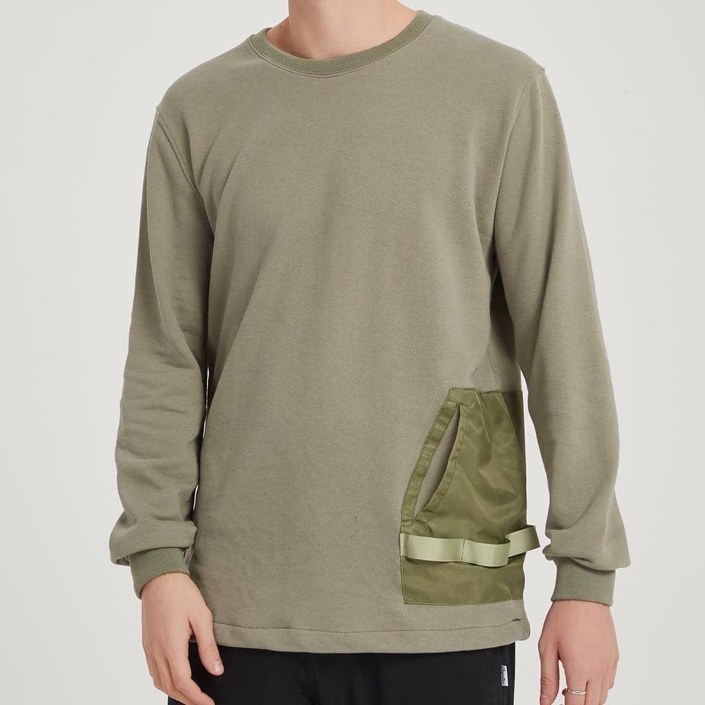 Boysnextdoor Functional Sweater Green