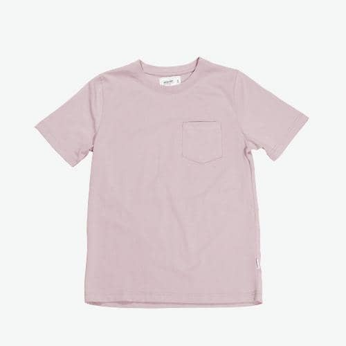 Boysnextdoor Heavyweight Pocket Tee Pink
