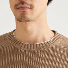 Load image into Gallery viewer, Boysnextdoor Knit Sweater Brown