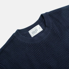 Load image into Gallery viewer, Boysnextdoor Knit Sweater Navy