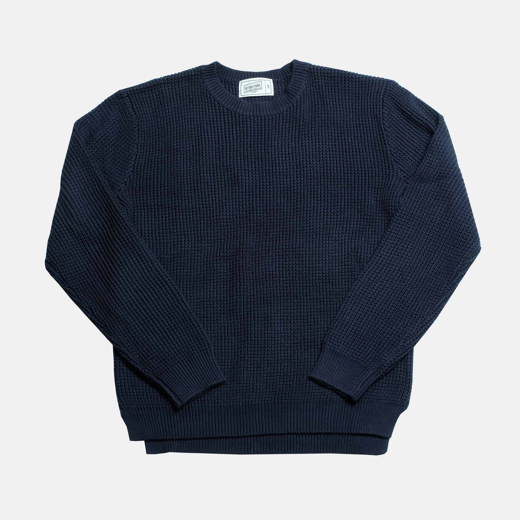 Boysnextdoor Knit Sweater Navy