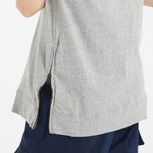 Load image into Gallery viewer, Boysnextdoor Long Pocket Tee Grey