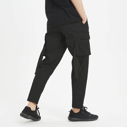 Boysnextdoor Paratrooper Pants Black