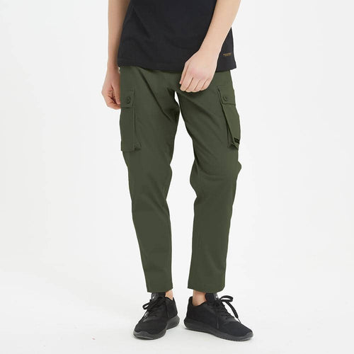 Boysnextdoor Paratrooper Pants Green