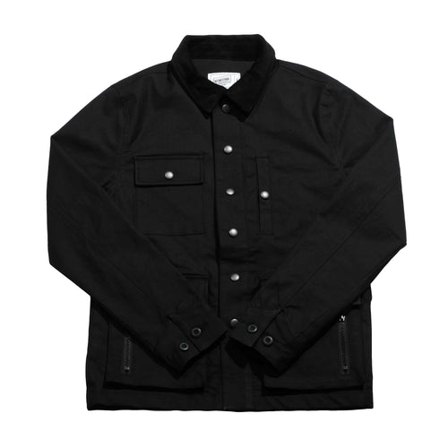 Boysnextdoor Railroad Jacket Black