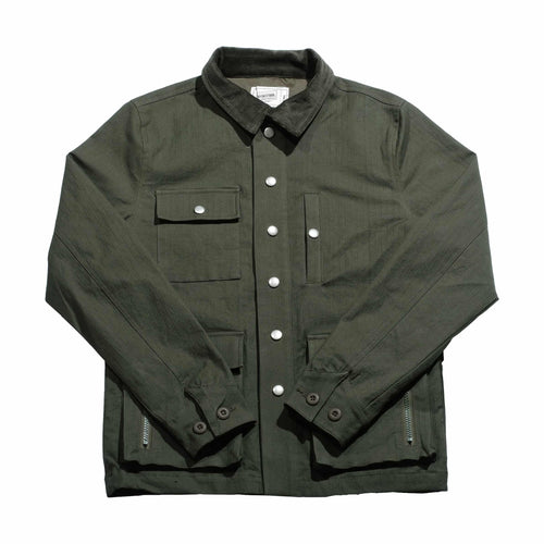 Boysnextdoor Railroad Jacket Green