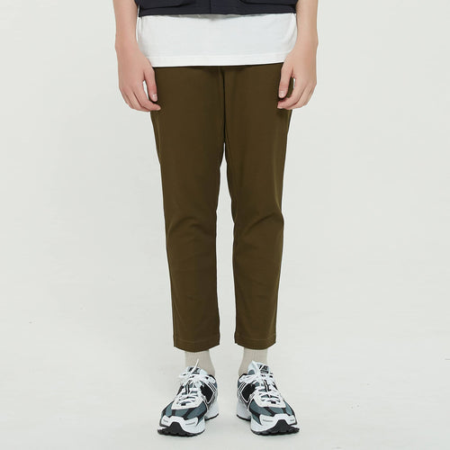 Boysnextdoor Slim Chino Pants Green