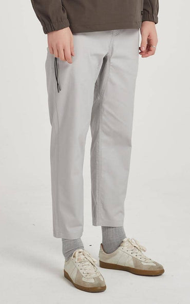 Boysnextdoor Slim Chino Pants Grey