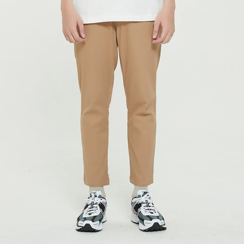 Boysnextdoor Slim Chino Pants Khaki