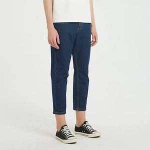 Boysnextdoor Tapered Cropped Denim