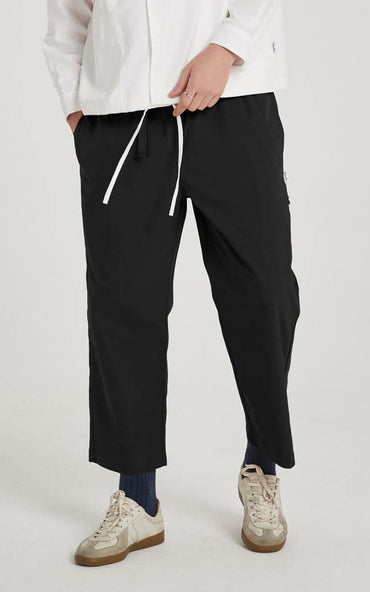 Boysnextdoor Wide Ankle Pants Black