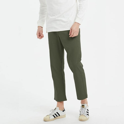 Boysnextdoor Wide Chino Pants Green
