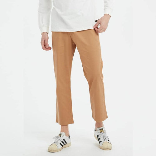 Boysnextdoor Wide Chino Pants Khaki