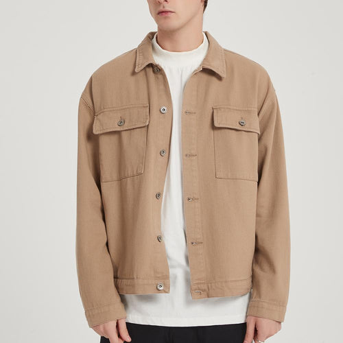 Boysnextdoor Worker Jacket Beige