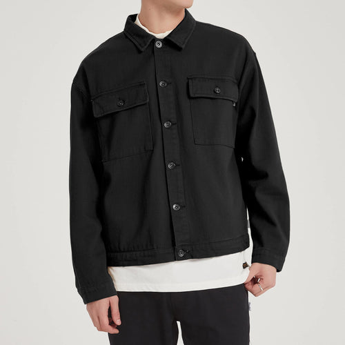 Boysnextdoor Worker Jacket Black