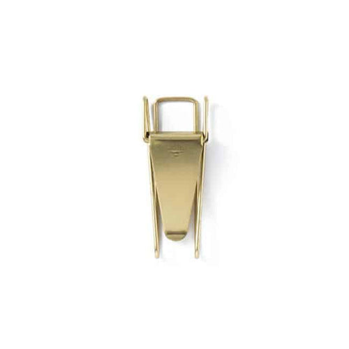 Candy Design & Works Money Clip Hopper in Brass