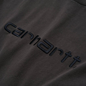 Carhartt Embroidery T-Shirt Black