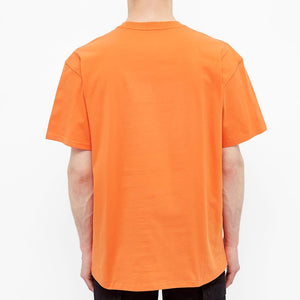 Carhartt WIP Chase T-shirt Orange
