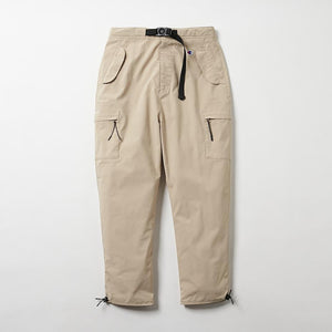 Champion Black Edition Cargo Pants Beige(c3-r207)
