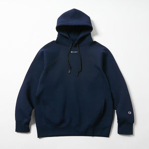 Champion Black Edition Hooded Sweater Navy(C3-R117)