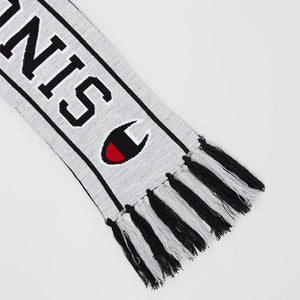 Champion Life® Reversible Knit Scarf in Black