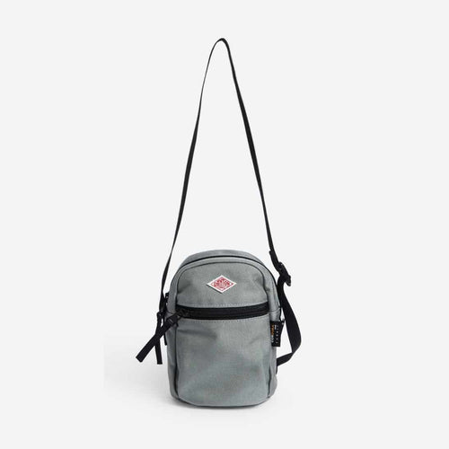 Danton Cordura Mini Shoulder Bag Grey