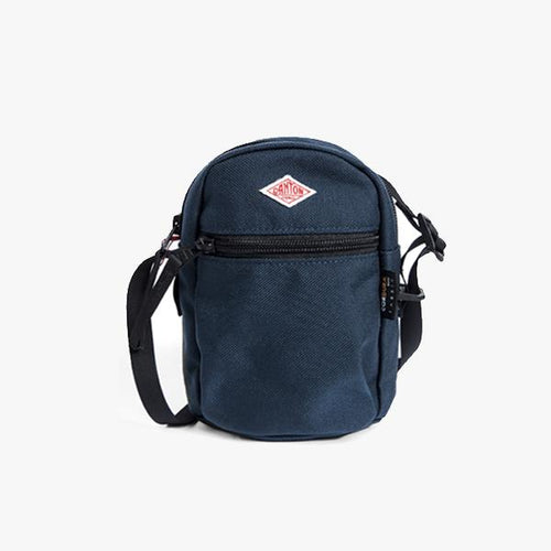 Danton Cordura Mini Shoulder Bag Navy