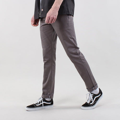 Dickies 803 Skinny Fit Work Pants in Grey