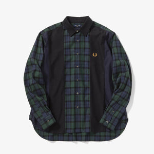 Fred Perry Japan Panelled Shirt