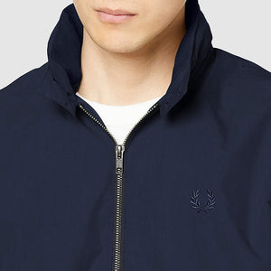 Fred Perry Japan Shirt Harrington Jacket Navy