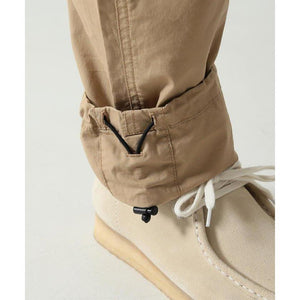 GRAMICCI × BEAMS Convertible Pants Khaki
