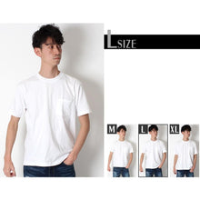 Load image into Gallery viewer, Hanes Beefy Heavyweight Pocket Tee White