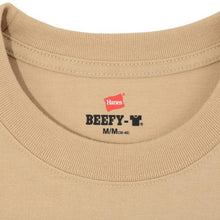 Load image into Gallery viewer, Hanes Beefy Heavyweight Tee Beige