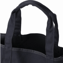 Load image into Gallery viewer, LL Bean Plain Canvas Tote Grey