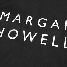 Load image into Gallery viewer, Margaret Howell Logo Tote Bag Black