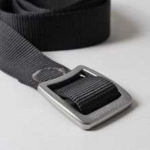 Load image into Gallery viewer, Patagonia Tech Web Belt Black