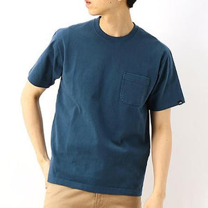 The North Face Heavy Cotton Tee Blue